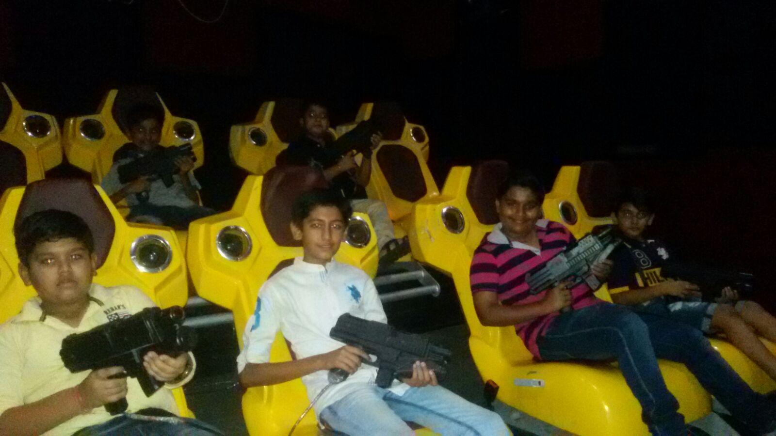 theatre course in gwalior