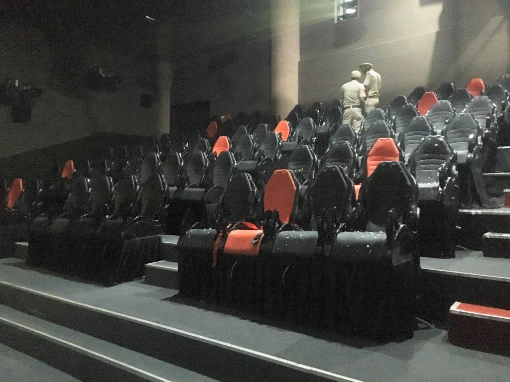 Amritsar war memorial 7D theater