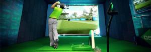 Golf Simulator banner