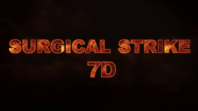 Surgical Strike Trailer 2016
